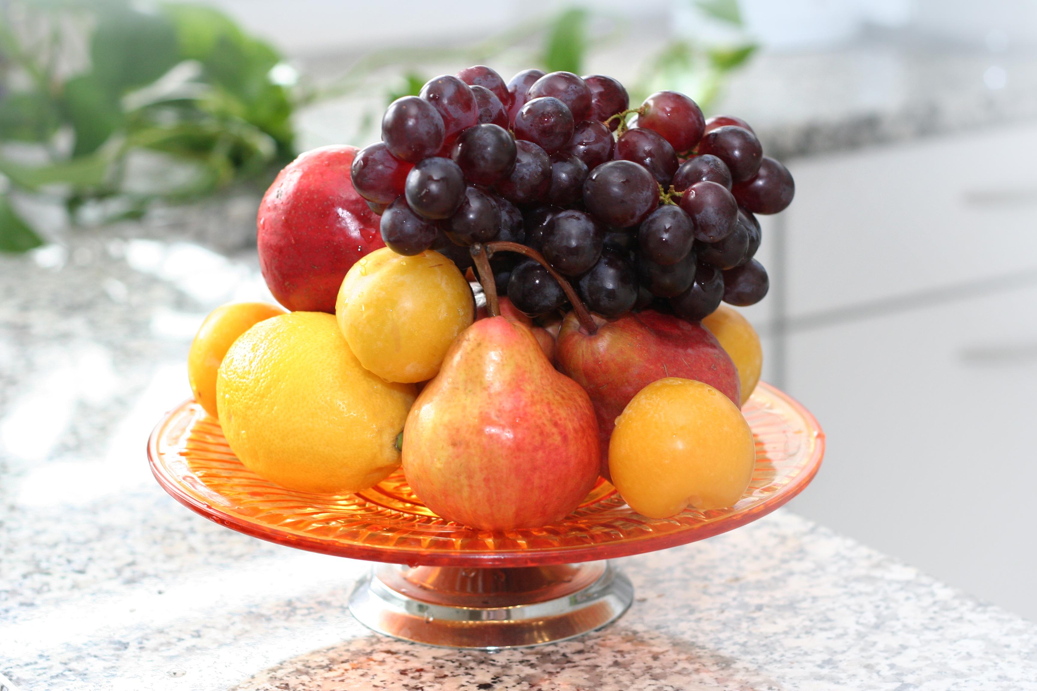 pedestal fruit plate2