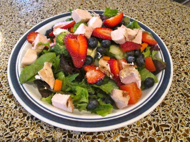 Summer Berry Salad_6211
